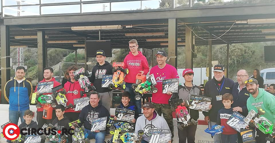 Alejandro Perez crowned Andalucian regional buggy Champion