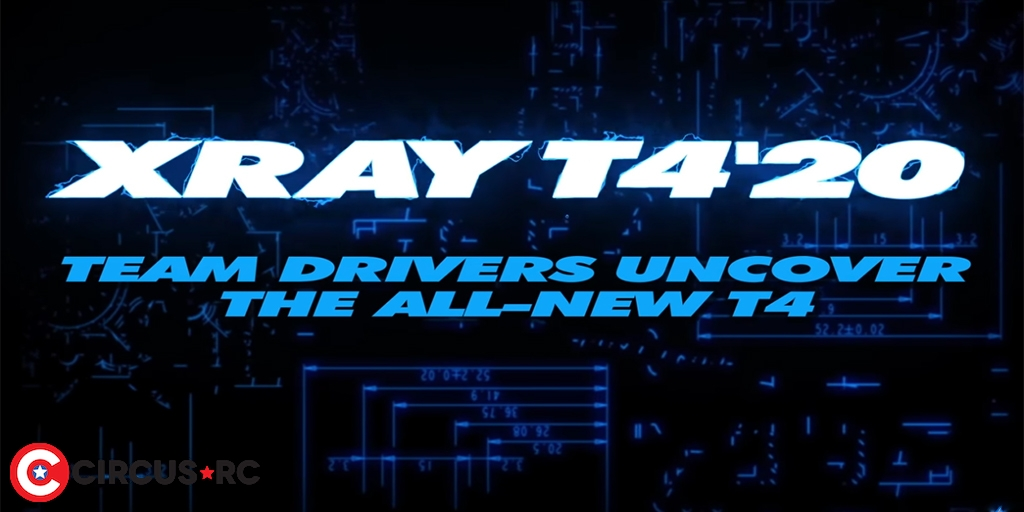 Video: XRAY T4'20 introduced by the factory team