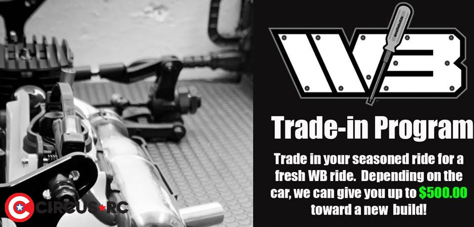 Wallie Builds launch 'Trade In Program'