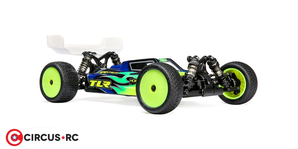 TLR 22X-4 1/10th 4WD Buggy kit