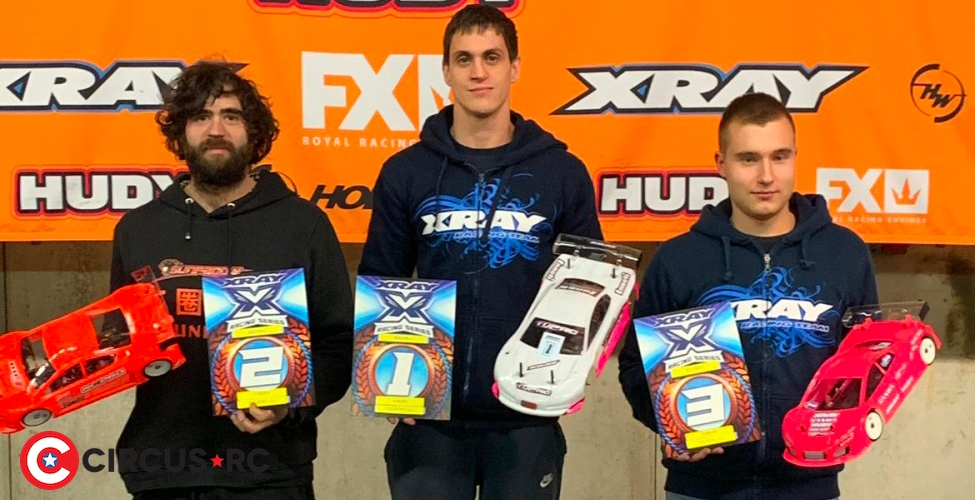 Mihelič & Pucher win at XRS Slovenia Rd2