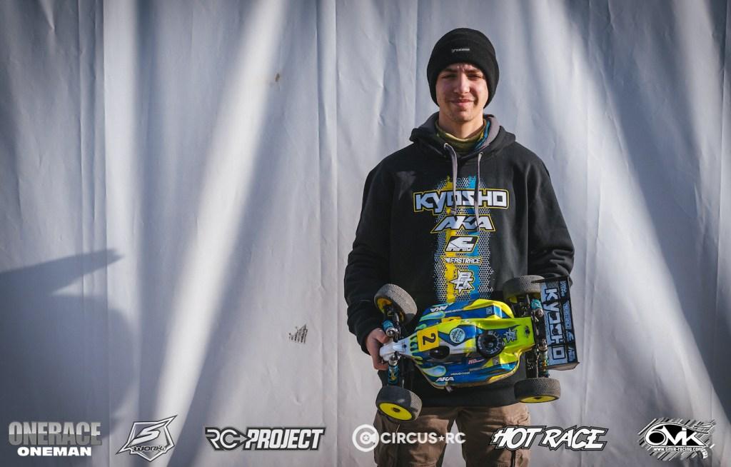 2020 One Race One Man: Mattia Polito TQs the Q2