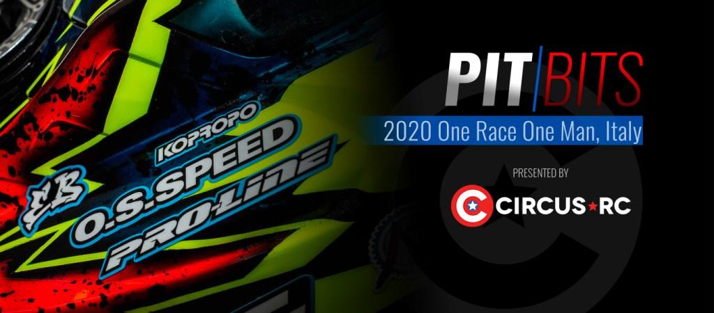 2020 One Race One Man: Mugen Seiki MBX8 l Alex Zanchettin