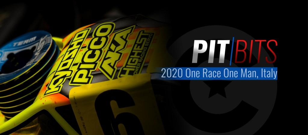 2020 One Race One Man: Kyosho Inferno MP10 I Reno Savoya