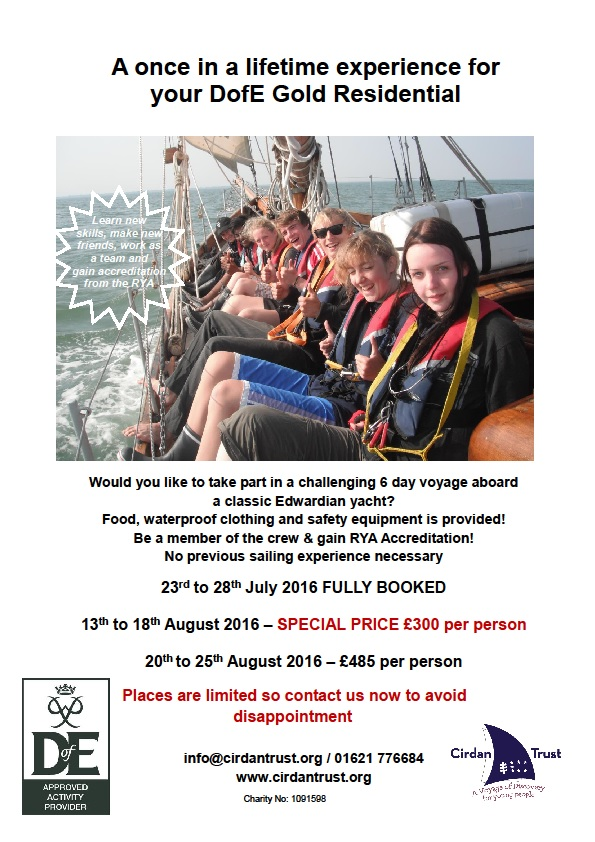 DofE July Special Offer