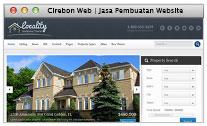 web real estate