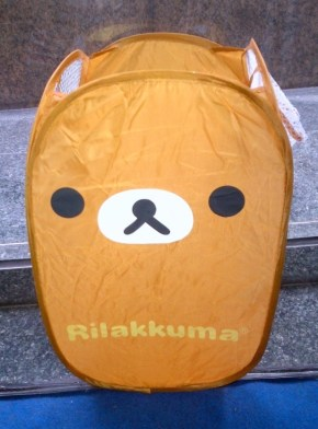 Rilakkuma Dirty Linen Container