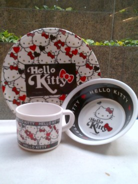 Hello Kitty Classic Cutlery Sets