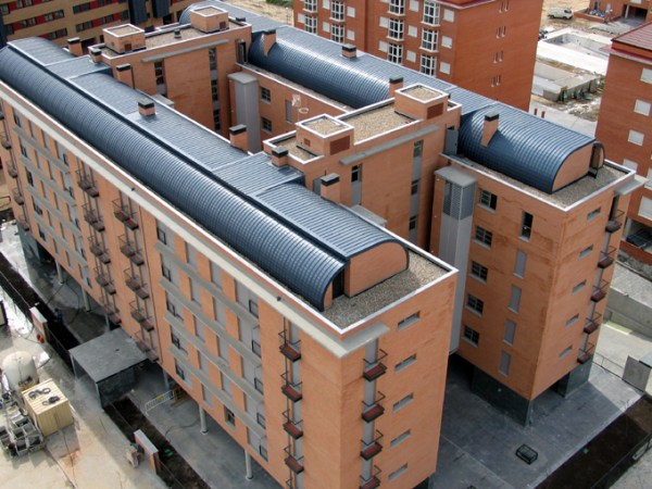 40 apartments in Carabanchel, Madrid