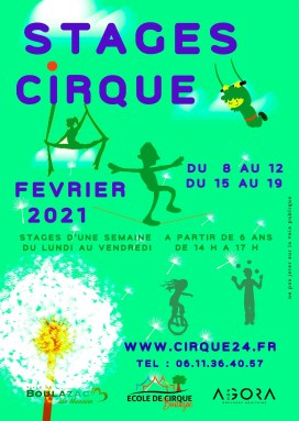 Ecole des arts du cirque de Boulazac - Périgueux flyer-février-21-internet-213x300 Actualité de l'école du cirque