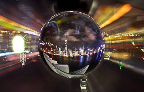 Crystal ball prediction for 2018