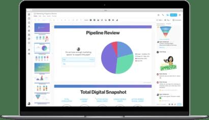 Salesforce Quip Slides