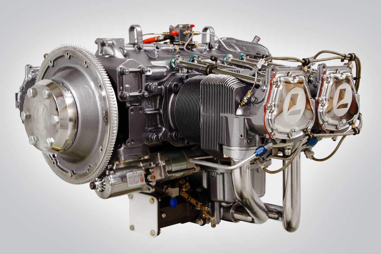 motor avion lycoming