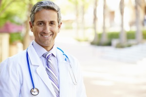 CirrusMED physician at work