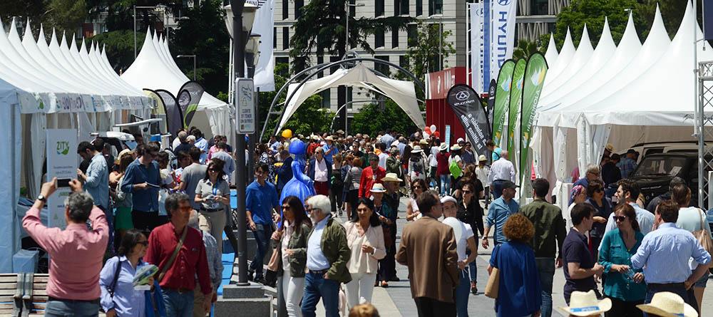 Socios del Proyecto CIRVE participan en la multitudinaria Feria del Vehículo Eléctrico VEM2018