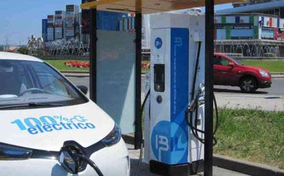 IBIL pone en marcha dos nuevos puntos de recarga rápida dentro del proyecto CIRVE en Burgos e Irún