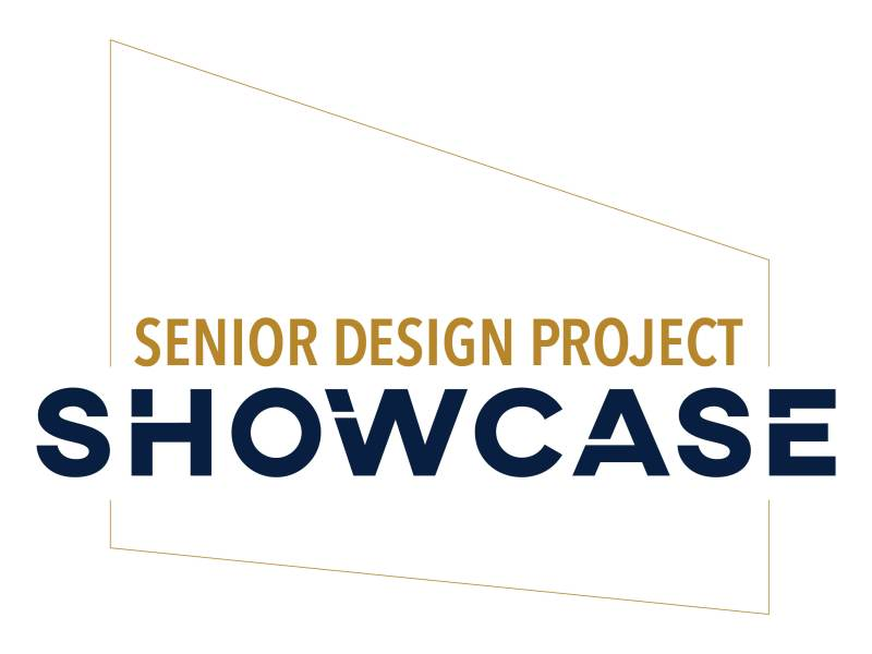 Image of the logo for FIU College of Engineering & Computing's Senior Design Project Showcase