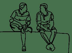 Живое общение