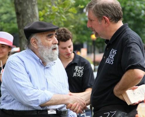 Photo: Bob Mendelsohn, Jews for Jesus
