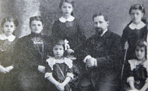 Семья Розенберг, 1916
