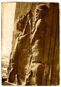 Руины Персеполиса, дворца Кира Великого, датируемые 515 годом до н.э.