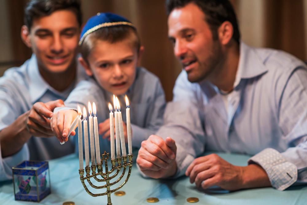 Крутые евреи. Ханука, героизм и личность Мессии