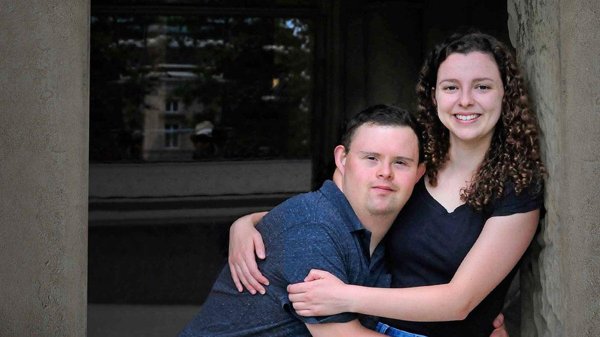 Пять потрясающих уроков от моего брата с инвалидностью