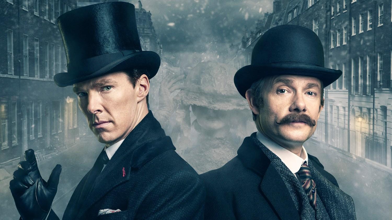 Шерлок Холмс и доктор Ватсон