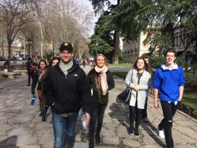 Paseando por Paseo del Prado