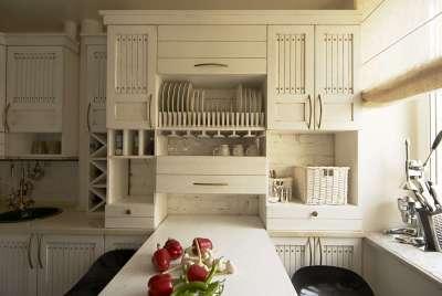 кухня 6 метров дизайн 5