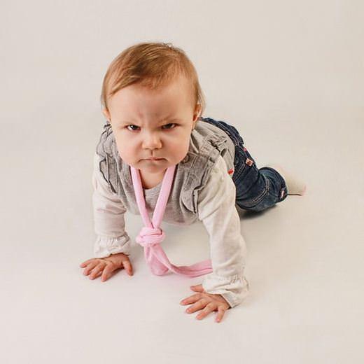 18 mini Koleksi Gambar Bayi Comel yang Sedang Marah