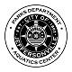 parks department aquatic center logo