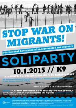 Facebook - Flyer Soliparty