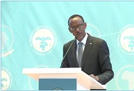 President Paul KAGAME's speech at the 13th CISSA Conference