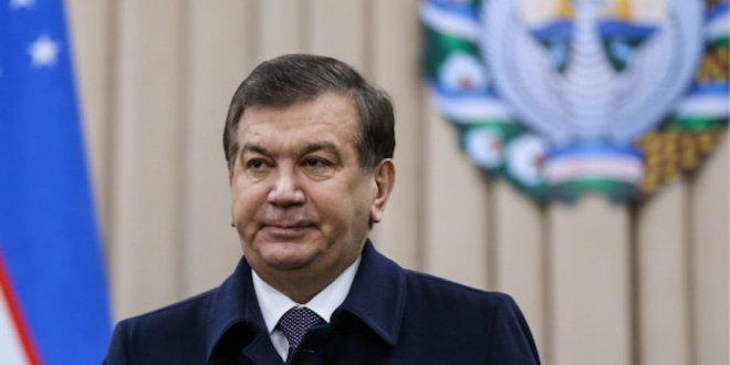 미르지요예프 우즈벡 2대 대통령 당선자