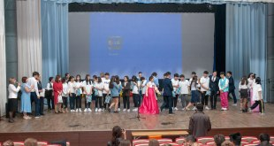 고척중학교 국제교류활동 알마티 방문, 한국-카작 학생 홈스테이 최초