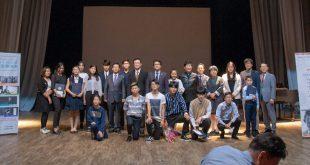 제12회 국제 윤동주 시낭송대회, 카자흐스탄 알마티에서 열려