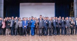 알마티총영사관 주최 신년 하례식, 한인과 고려인 동포 한자리 모여