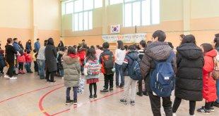 토요한글학교-고려주말한글학교 2019년 개학식 가져