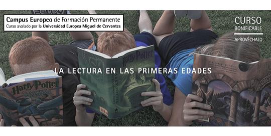 Curso la lectura en las primeras edades