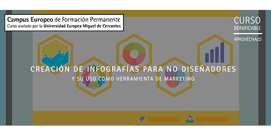 Curso Creación de Infografías para no diseñadores