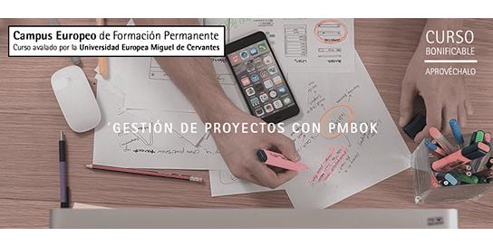 Curso Gestión de Proyectos con PMBOK