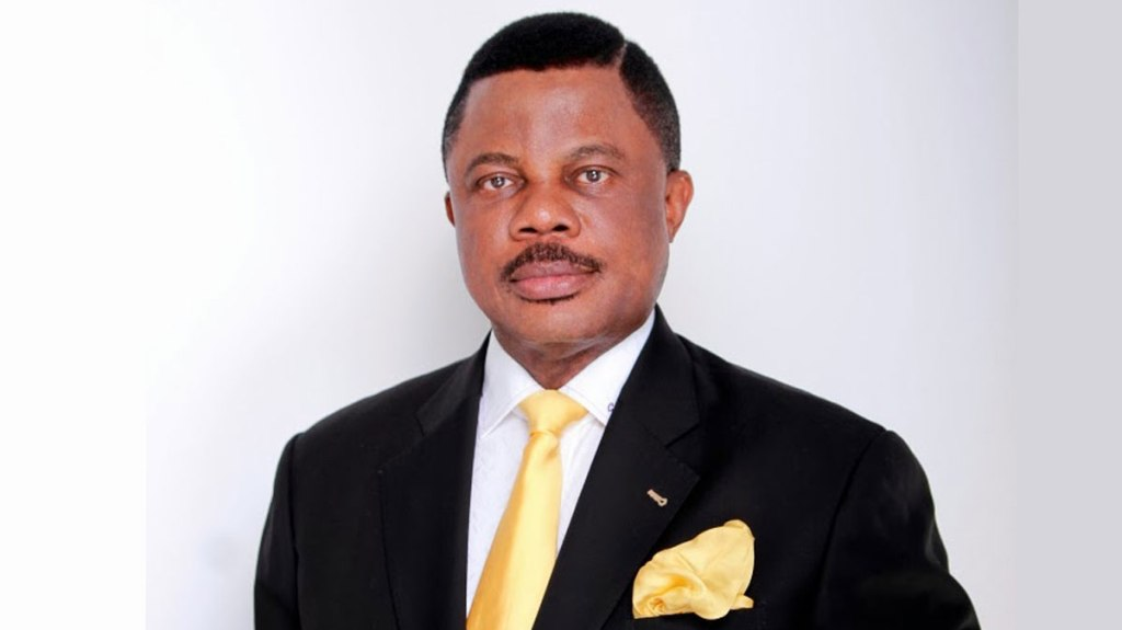 governor of Ananbra Willie Obiano