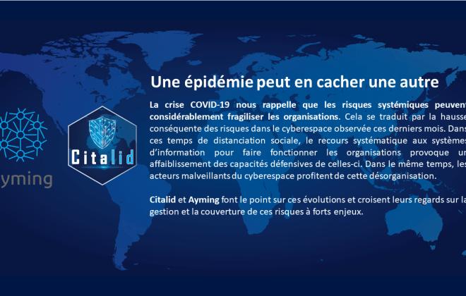 risque cyber assurance covid-19