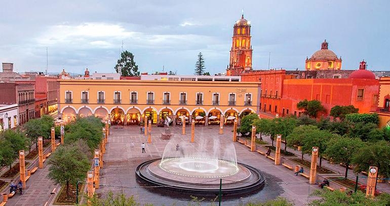 ine de Querétaro