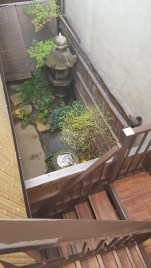 View of ground floor from upstairs