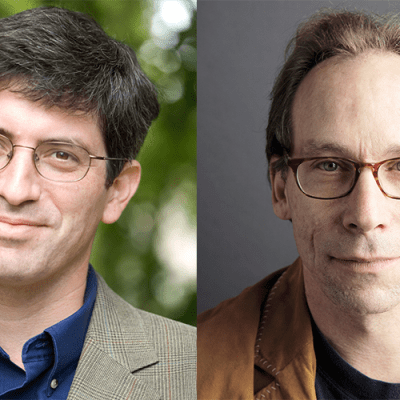 #37: Lawrence Krauss and Carl Zimmer
