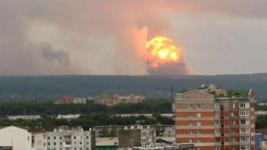 Photo of Gran explosión en Rusia debido a la prueba de un nuevo misil
