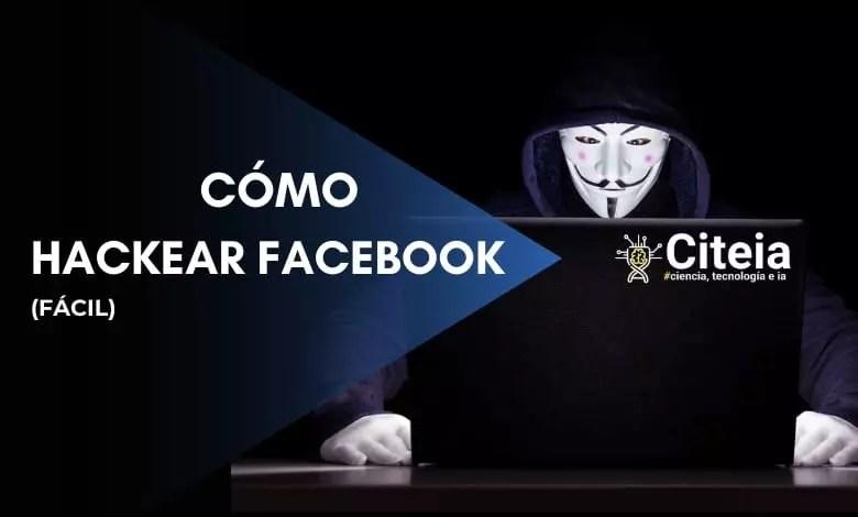 Como Hackear Un Perfil De Facebook Fácil