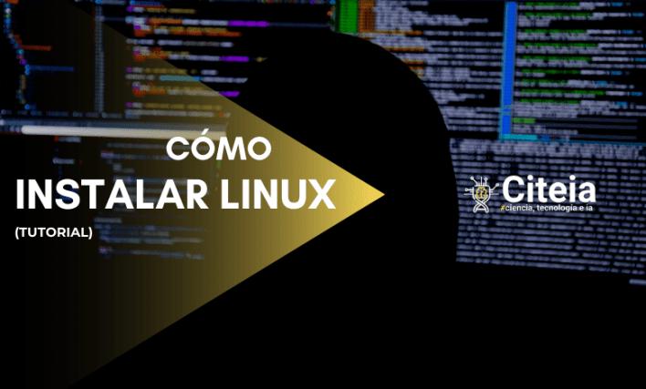 instalar sistema operativo linux portada de artículo